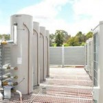 Hot Water Systems in a line - Plumber Wollongong